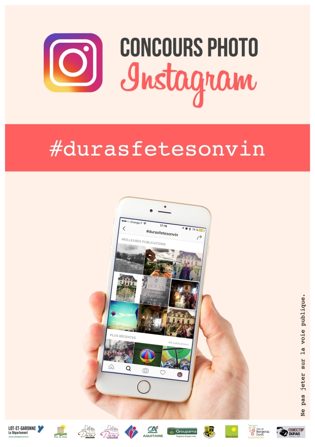 Concours Instagram FDVD2016